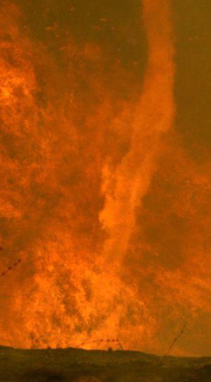 Incendio en Caloifornia