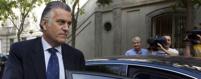 Luis Bárcenas, extesorero del PP, en una imagen de archivo.