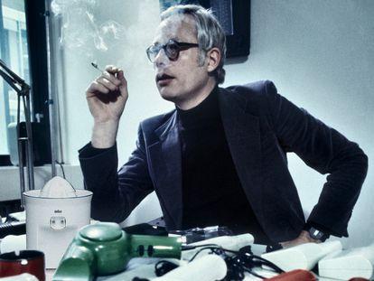 Dieter Rams diseñó el Citromatic después de que Braun adquiriera la empresa española Primer y comenzara a producir en su nueva sede de Barcelona. El exprimidor, en 1970, se llevó la medalla de oro en los Premis Delta de la Ciudad Condal.