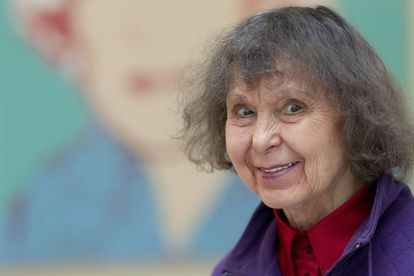 Sofia Gubaidulina.