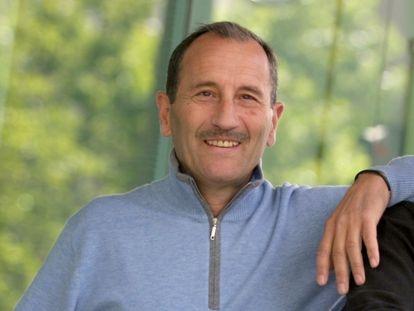 José María Cámara en una imagen de 2004.