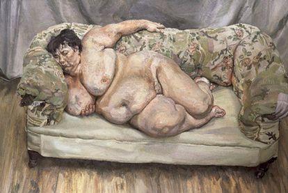 Con su cuadro <i>Benefits supervisor sleeping</i>, se convirtió en 2005 en el pintor vivo más cotizado.