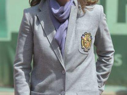 Arantxa Sánchez Vicario, el año pasado.