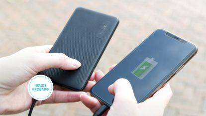 Ponemos a prueba tres baterías externas de marcas reconocidas con capacidades de 10.000 mAh.