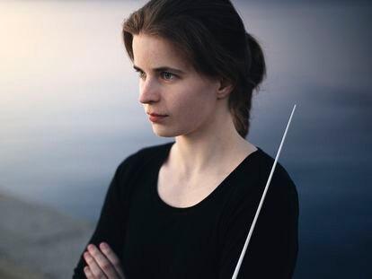La directora de orquesta Tabita Berglund.