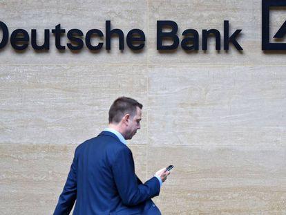 Sede británica de Deutsche Bank