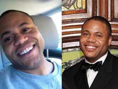 Timothy Cunningham, desaparecido hace dos semanas en Atlanta.