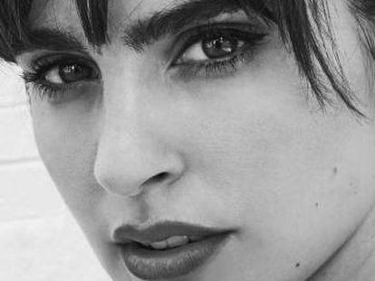 La actriz Verónica Echegui.