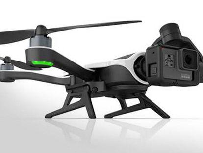 El dron Karma será compatible con las cámaras Hero 5.
