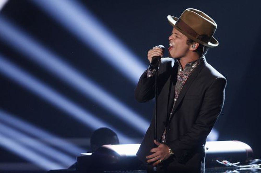 Bruno Mars beyond music  Pledge Times