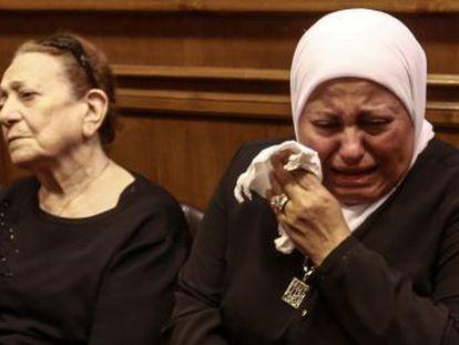 El presidente de Egipto no descarta ninguna posibilidad en la causa del siniestro