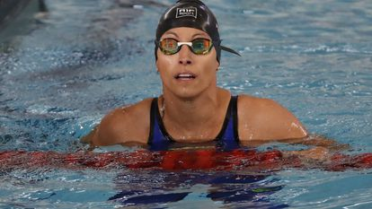 Teresa Perales.