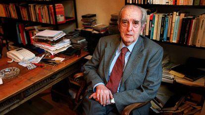 Fernando Morán, en una imagen de archivo de 2003.