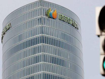 Sede corporativa de Iberdrola.