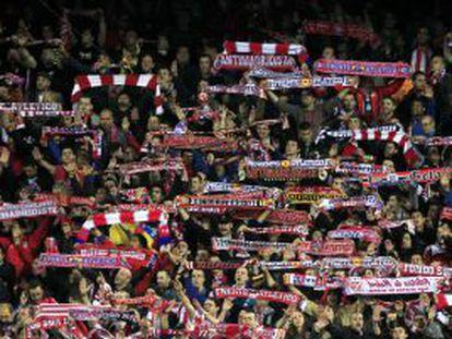 Los clubes europeos critican la situación española.