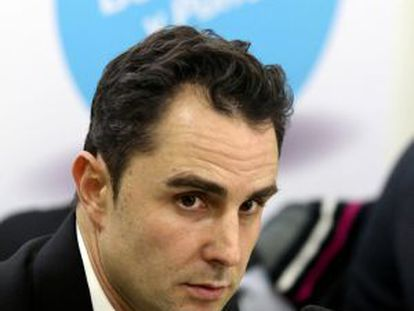 El exinformático del HSBC Hervé Falciani