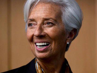 Christine Lagarde, en Kuala Lumpur el mes pasado.