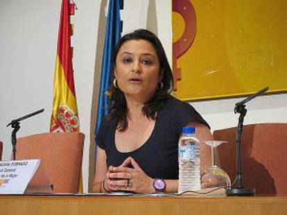 La nueva secretaria de Estado de Igualdad, Laura Seara.