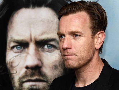 Ewan McGregor, en la presentación de la película 'Last Days In The Desert'.