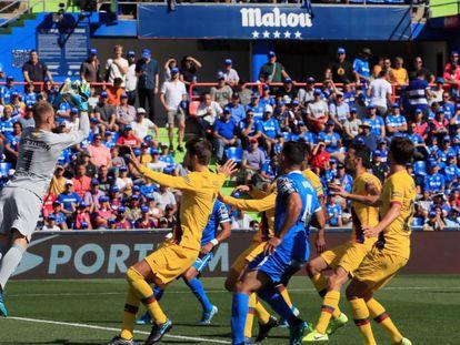 El Getafe se enfrenta al Barcelona en la Jornada 7 de LaLiga