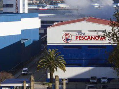 Instalaciones de PESCANOVA en la central de Vigo (Pontevedra)