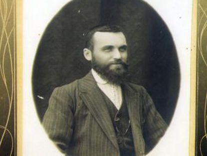Aquilino Barrachina, alcalde de Pego durante la II República, fusilado tras la Guerra Civil.