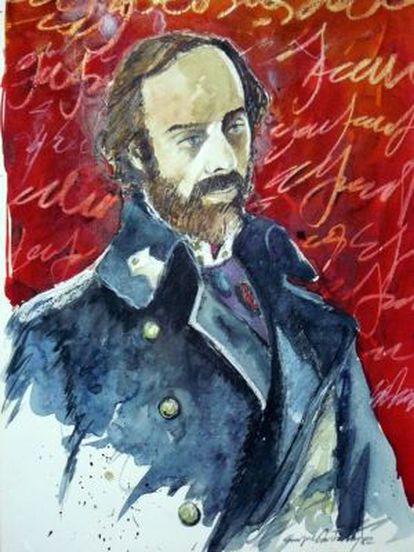 Ilustración de Enrique Cavestany (Enrius).