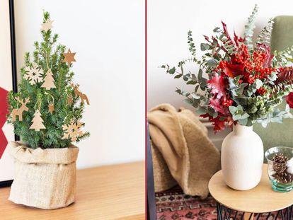 Tres floristerías online para regalar flores esta Navidad
