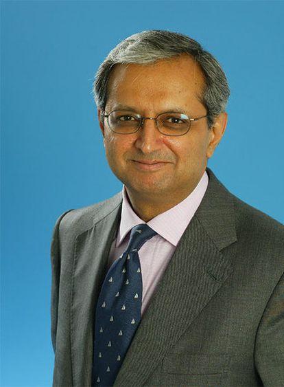 Vikran Pandit, primer ejecutivo de Citigroup.