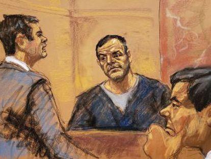 Pedro Flores, su principal distribuidor en EE UU, grabó una conversación telefónica en la que negociaba el precio de la heroína dos semanas ante de entregarse a las autoridades