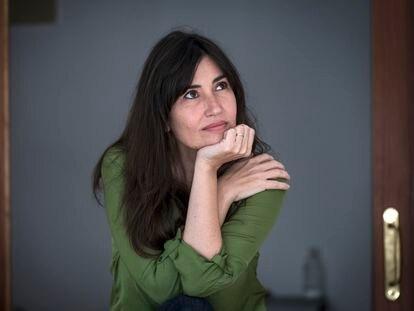 Bárbara Blasco, retratada el 21 de diciembre en Valencia.