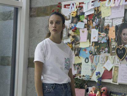 María Pedraza en 'Si fueras tú'.
