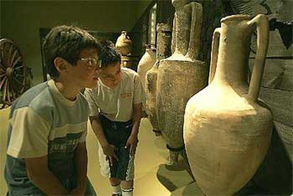 Museo de la Cultura del Vino, en Briones (La Rioja).