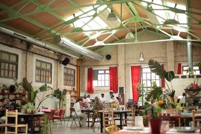 La Divina Cantina es un proyecto social y gastronómico en Tetuán. A.A