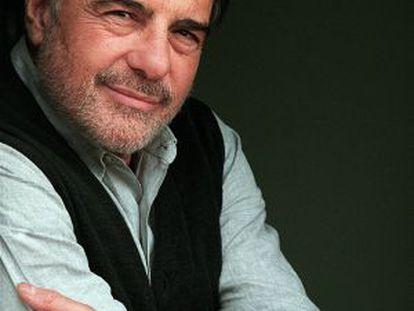 El actor Juan Luis Galiardo.
