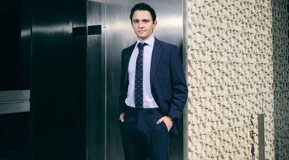 Mario Fernández (Tordesillas, Valladolid, 1997). Con 23 años cursa último año de ADE y Derecho en la Universidad de Navarra, donde su idea ganó el concurso de emprendimiento Innovation Fast Track.