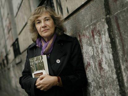 La escritora Reina Roffé.