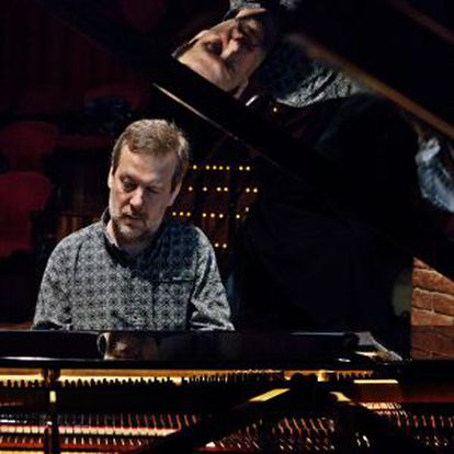 El pianista barcelonés Ignasi Terraza.