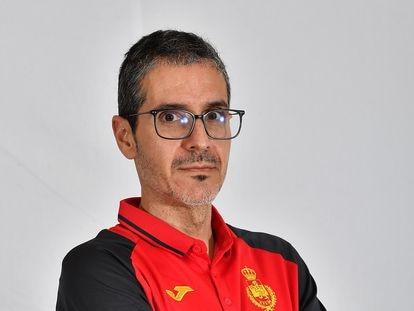 José Ignacio Prades, nuevo seleccionador femenino de balonmano.