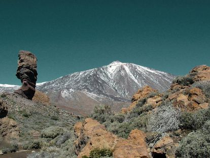 El Teide, en Tenerife (Canarias).