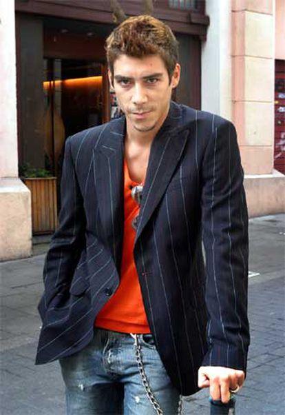 Óscar Jaenada.