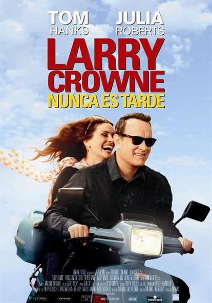 Cartel de Larry Crowne