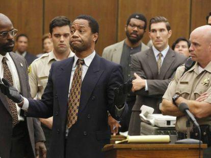 'American Crime Story: The People vs. OJ Simpson', el crimen de EE UU
