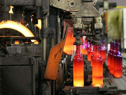 La industria del vidrio tiene caché
