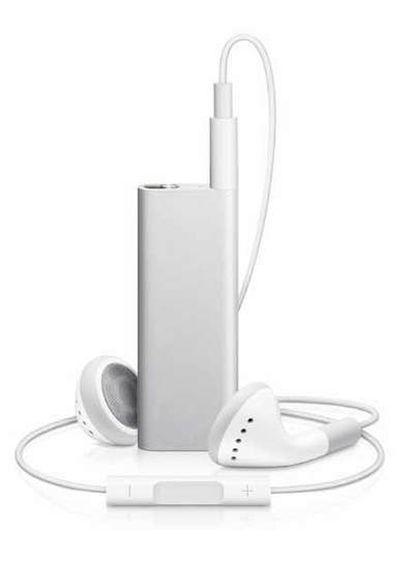 Imagen del nuevo iPod Shuffle