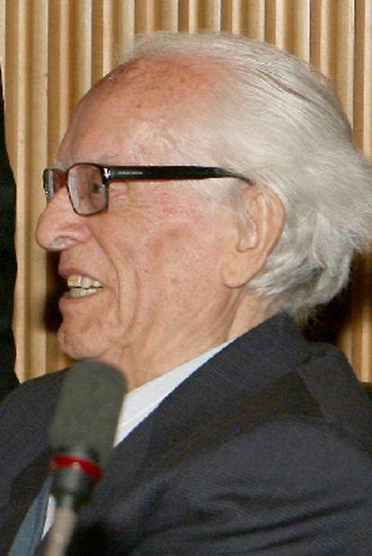 Wilebaldo Solano en 2007.