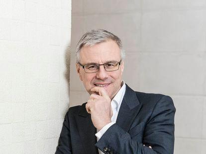 Alain Dehaze, consejero delegado de Adecco Group.