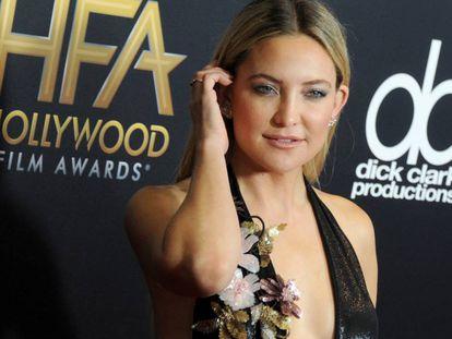 Kate Hudson, el pasado 6 noviembre en Los Ángeles.