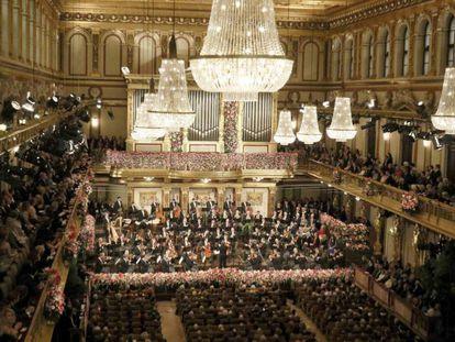 La Filarmónica de Viena.