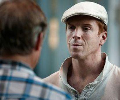 """Los personajes de 'Homeland' son, según Damian Lewis, """"dos seres destruidos de los que solo queda la cáscara""""."""